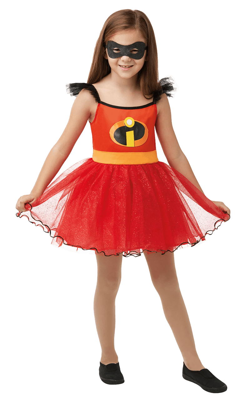 Kids Incredibles Girl Tutu