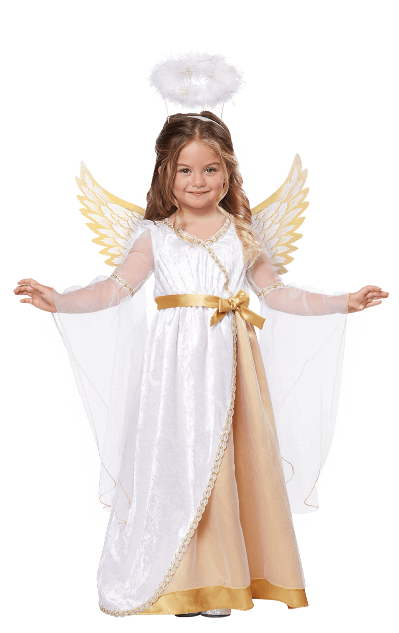 Kids Lil Guardian Angel Costume