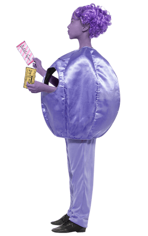Kids Violet Beauregarde Costume