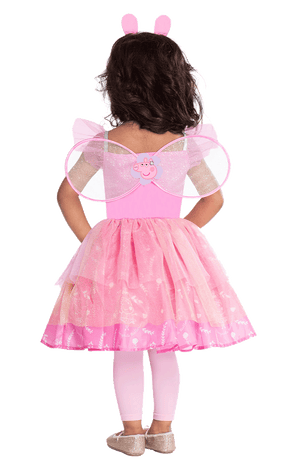 Kids Peppa Pig Fairy Costume