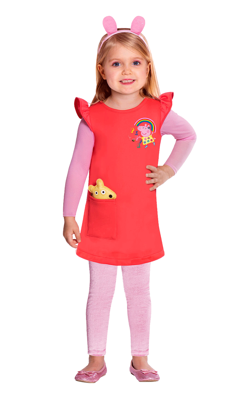 Kids Peppa Pig Costume