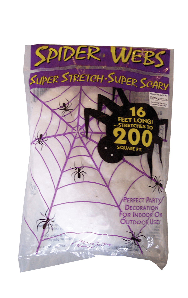 Super Stretch Web Decoration