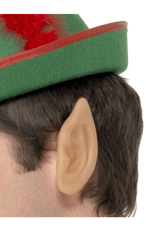 Soft Pointed Elf Ears