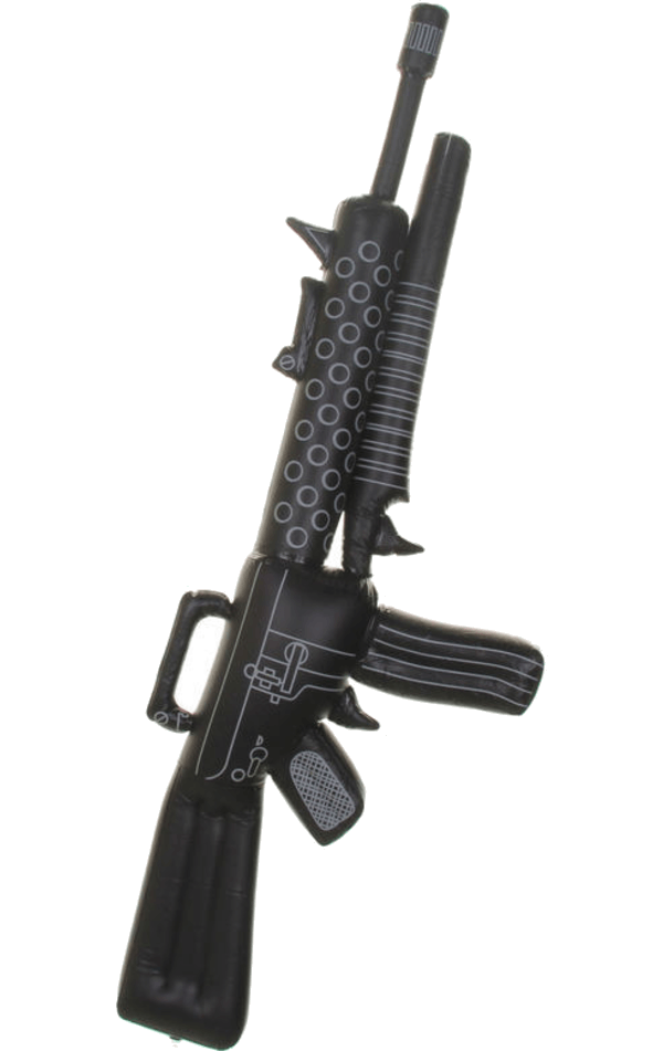 Inflatable Gun Accessory