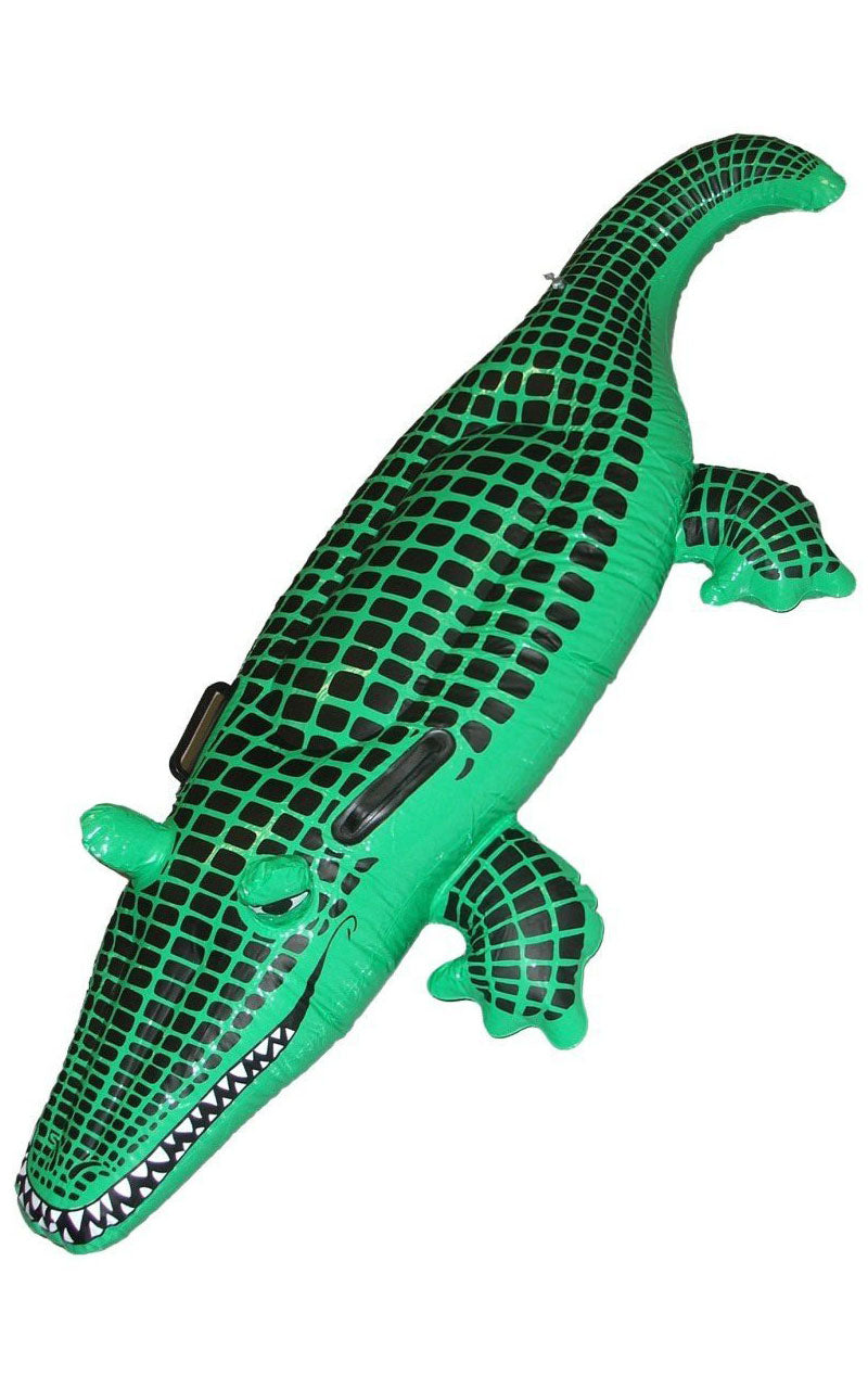 Inflatable Crocodile Decoration