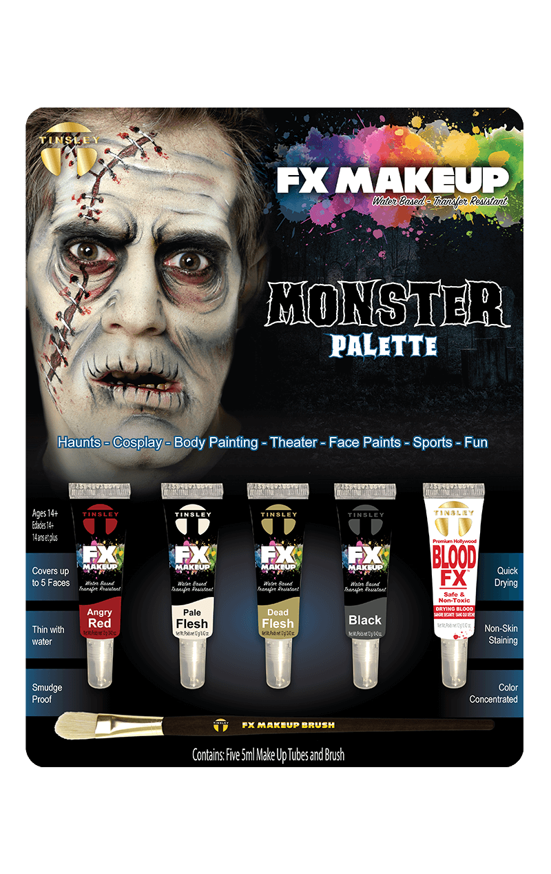 Monster Palette Set