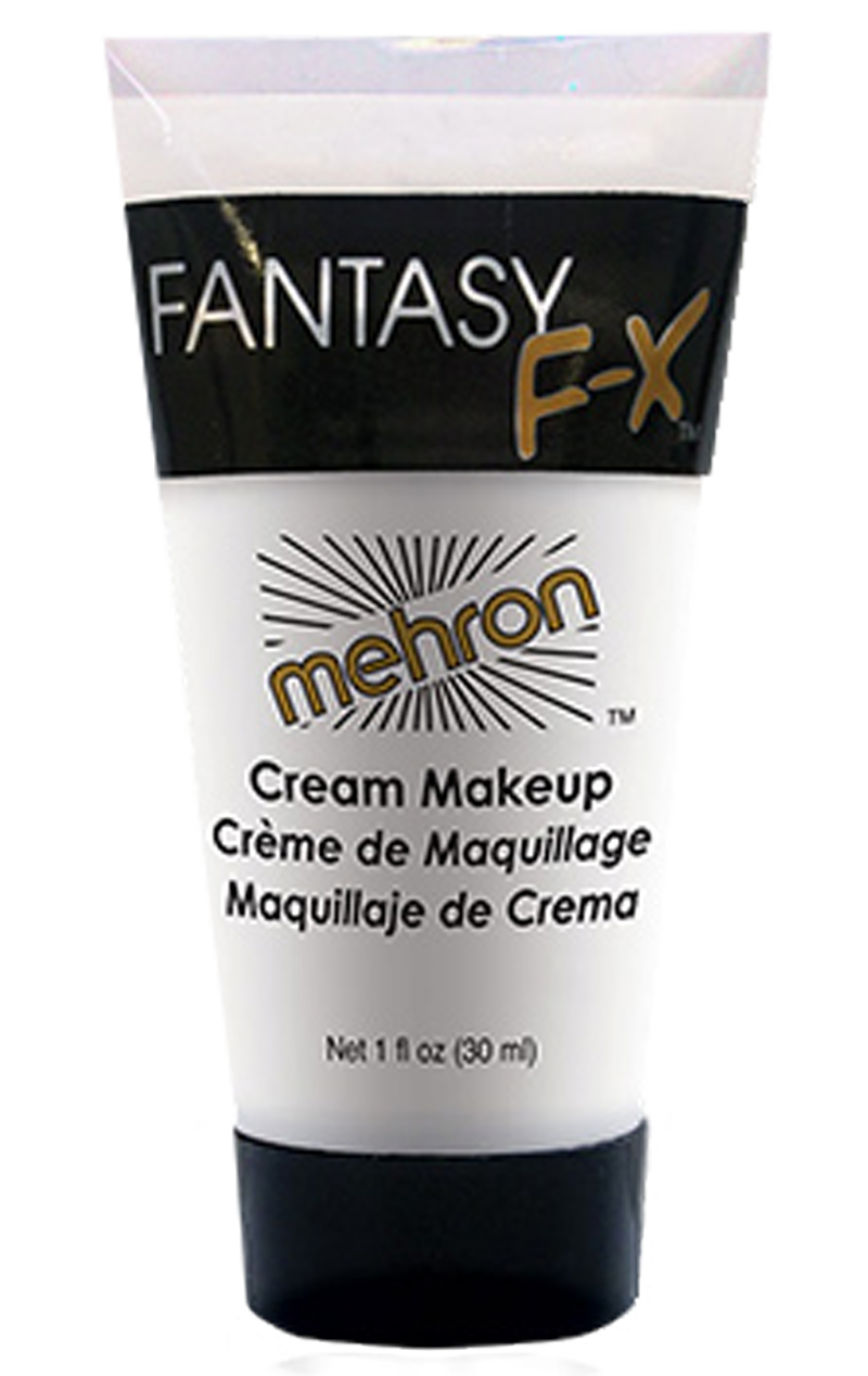 Mehron White Face Paint