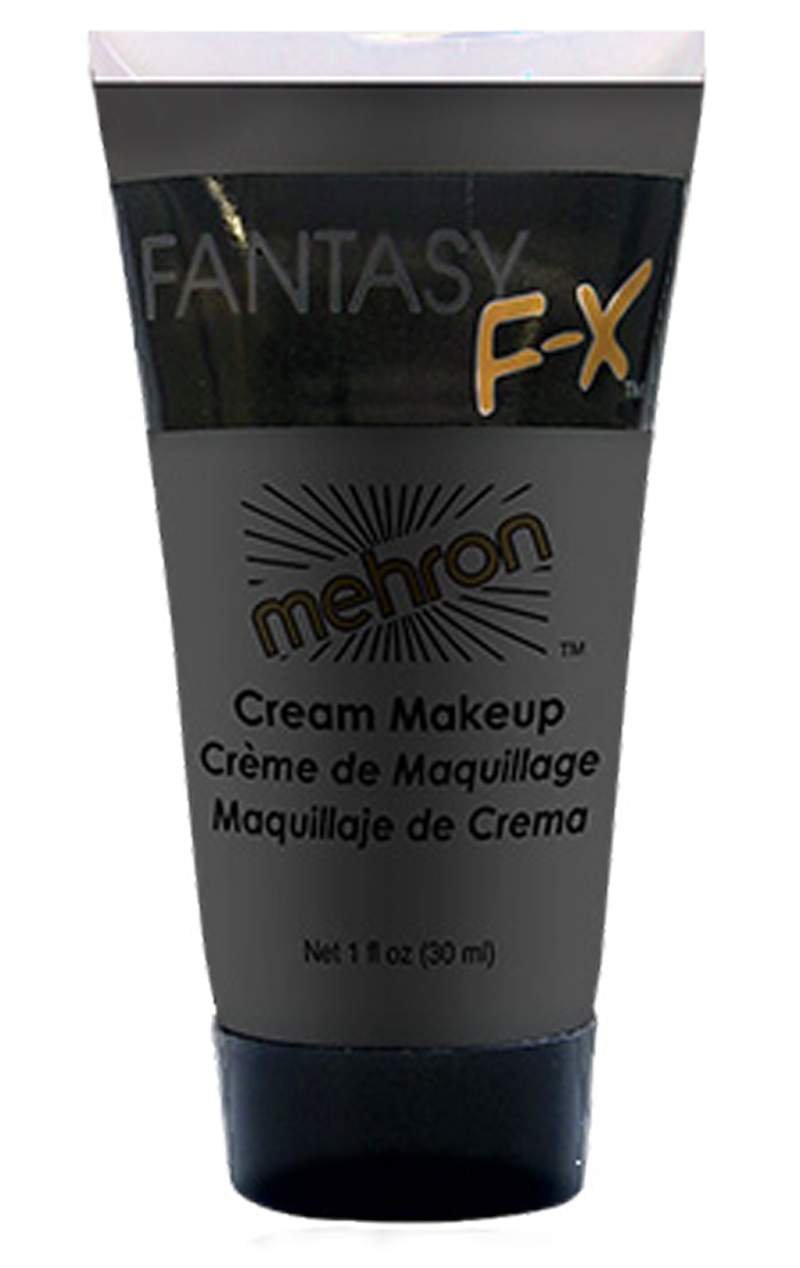Black Mehron Face Paint Accessory