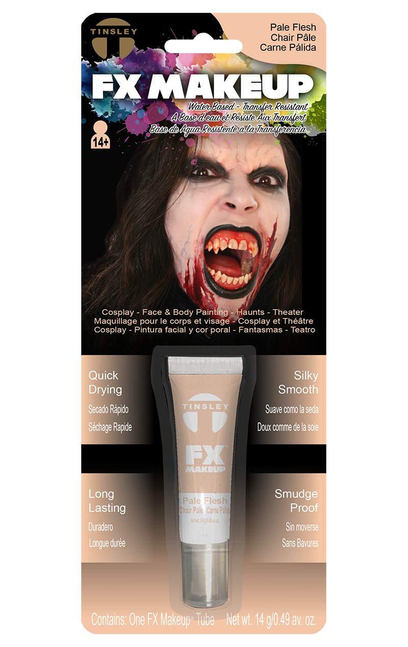Pale Flesh FX Face Paint
