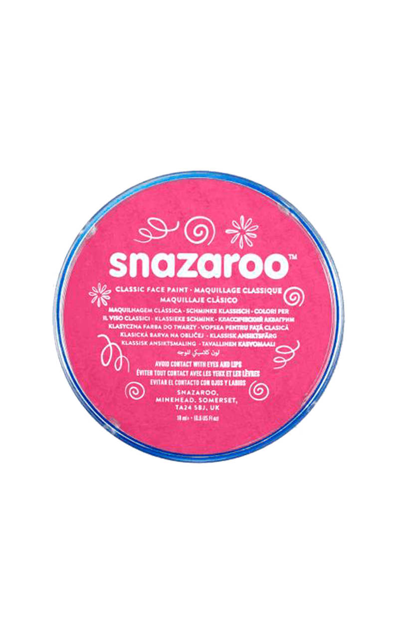 Pink Snazaroo Face Paint