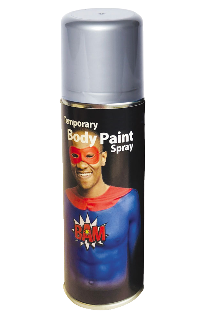 Silver Body Spray