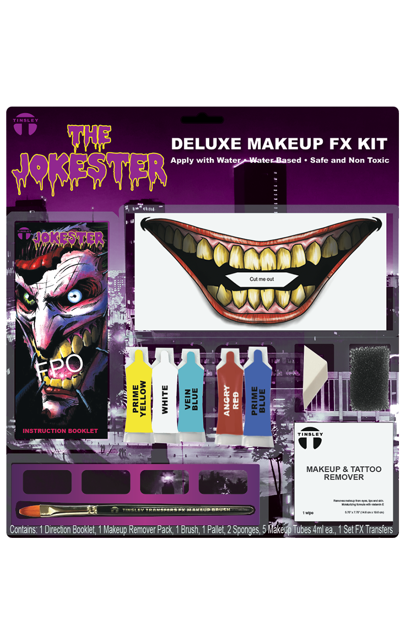 The Jokester FX Makeup Kit