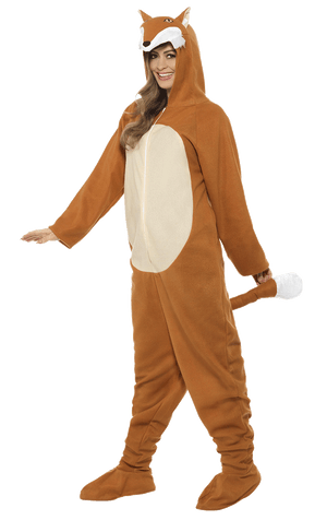 Fox Onesie Costume