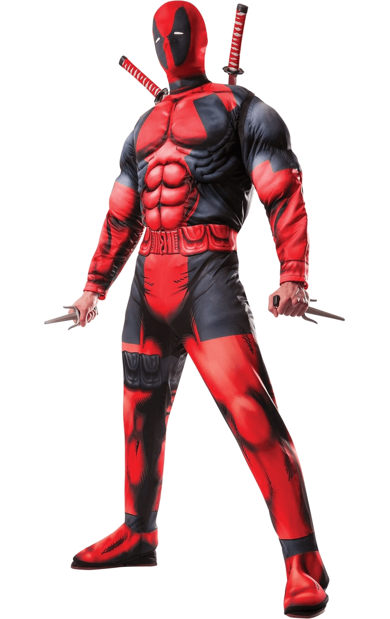 Classic Marvel Deadpool Costume
