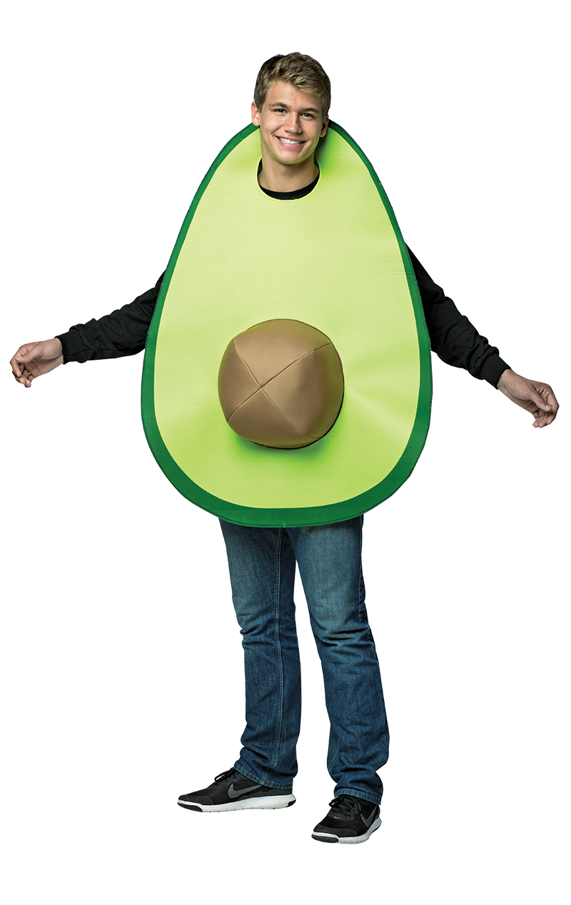 Adults Avocado Costume