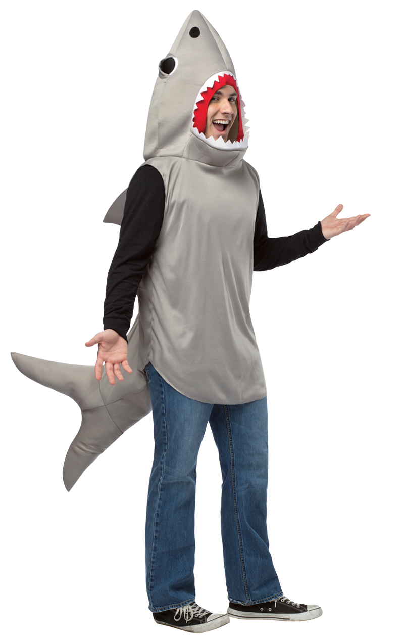 Adult Shark Costume
