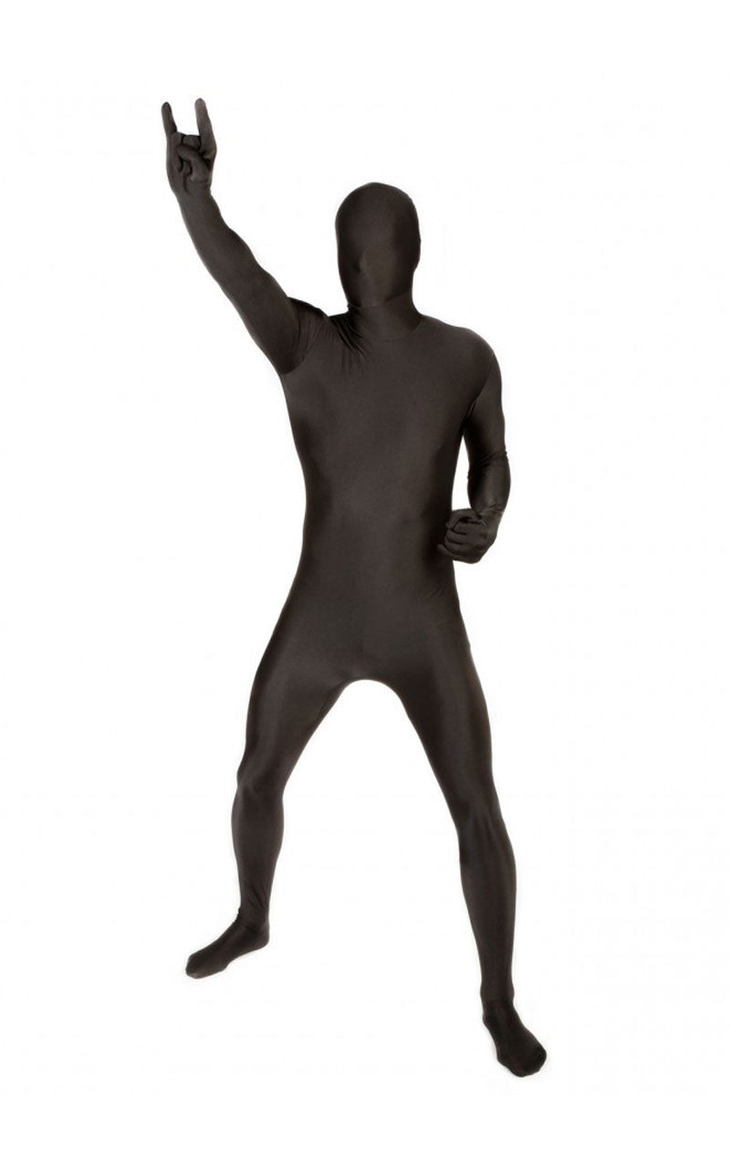 Morphsuit Black Costume