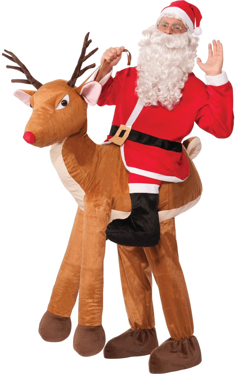 Reindeer Step-in Costume