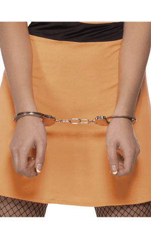 Metal Handcuffs Accessory