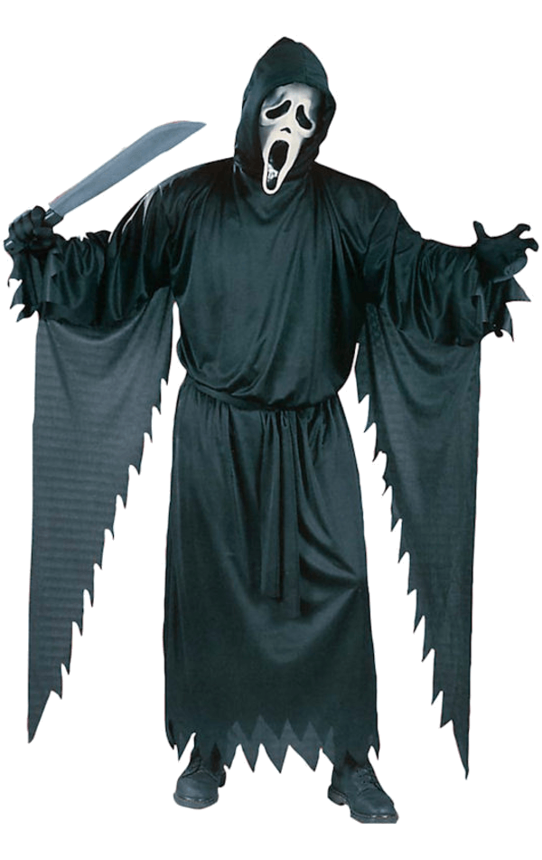 Adult Scream Stalker Costume