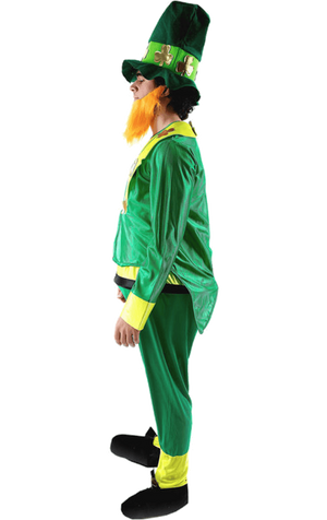 St Paddy's Leprechaun Costume
