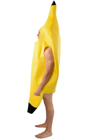Adult Novelty Banana Costume