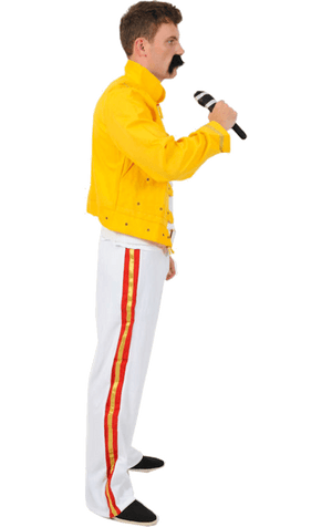 Adult Freddie Mercury Costume