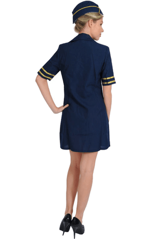 Adult Air Hostess Costume