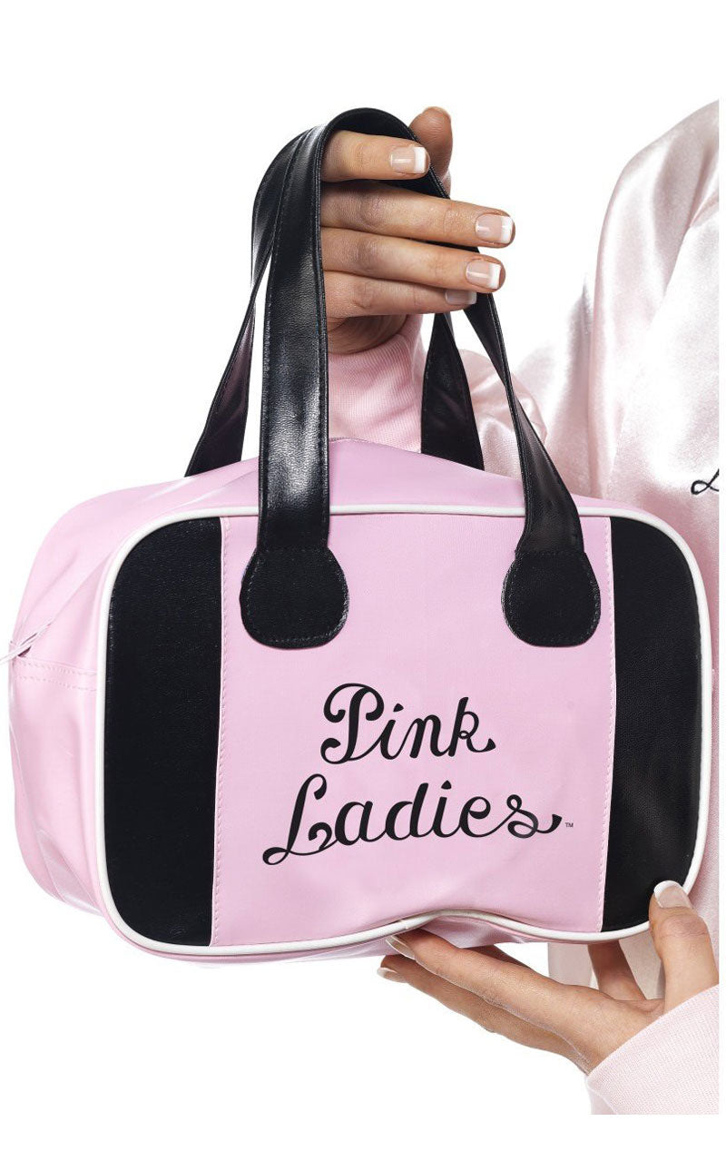 Pink Ladies Bowling Bag