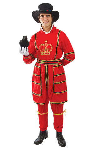 Adult Beefeater Costume