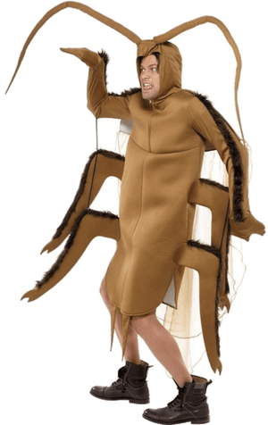 Novelty Cockroach Costume