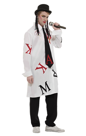 Adult Boy George Karma Costume