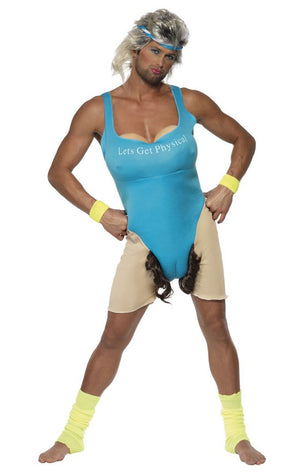 Get Physical Stag Costume