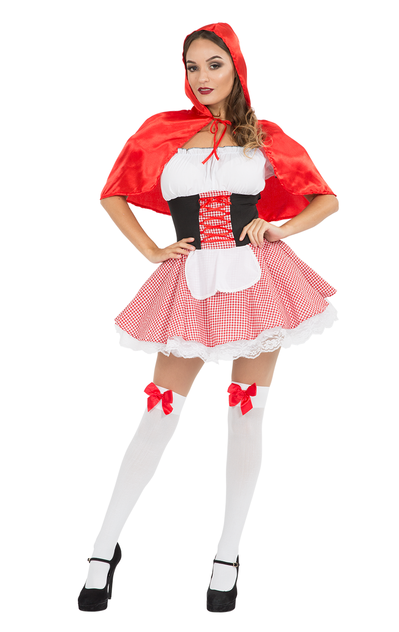 Adult Red Riding Hood Costume