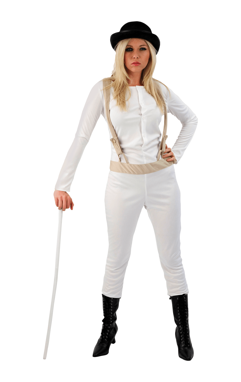 Womens Clockwork Orange Costume