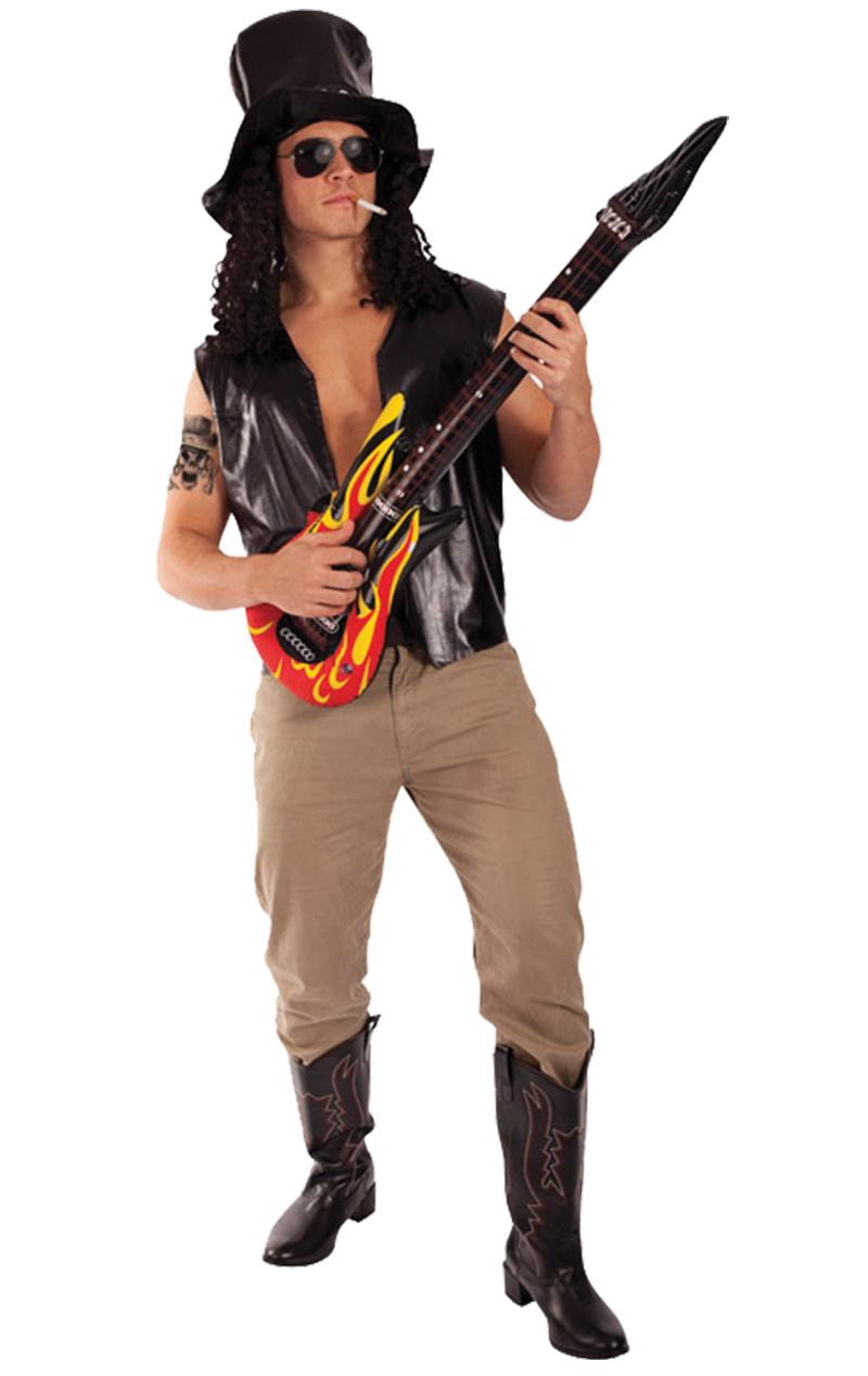Adult Slash 1980s Costume