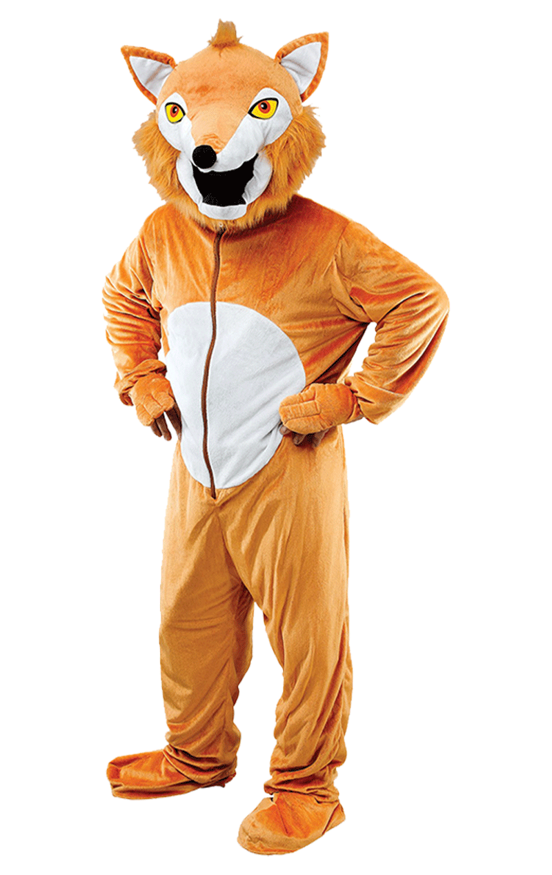 Mens Fox Costume