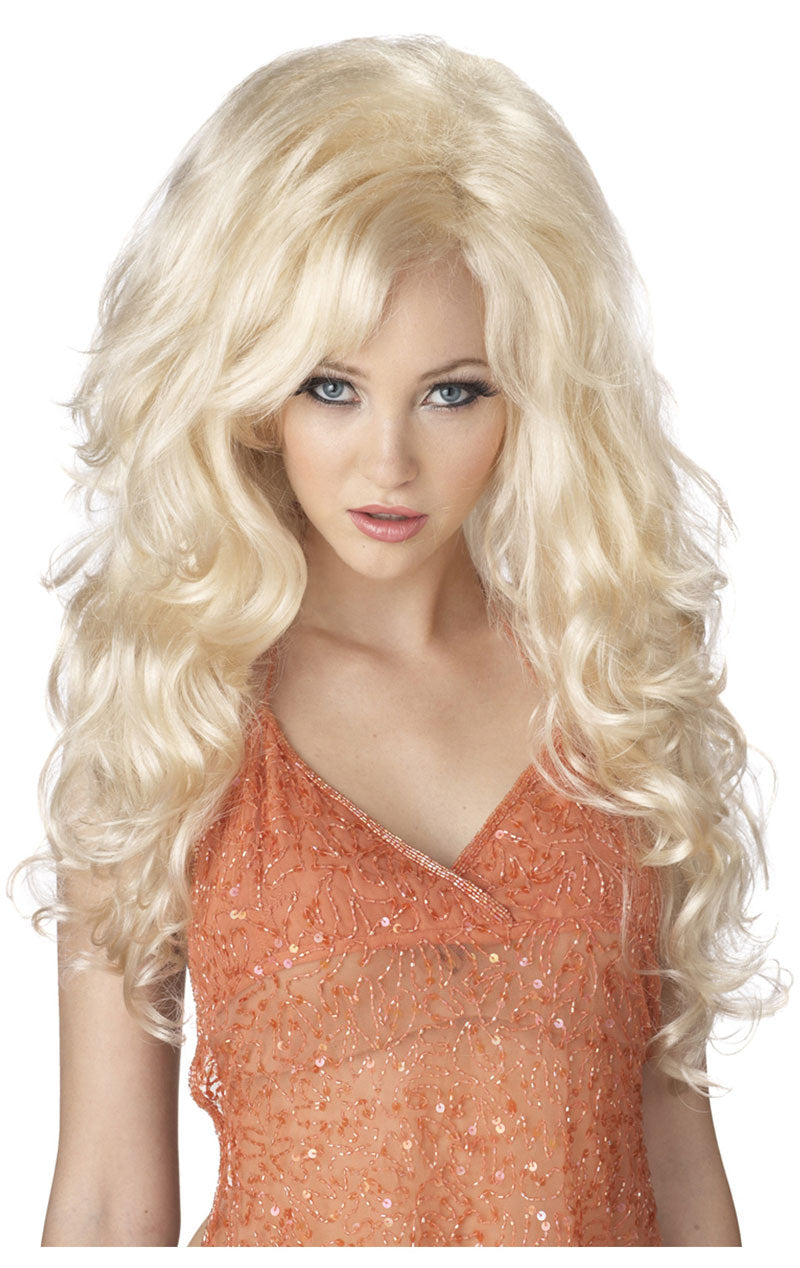 Light Blonde Bombshell Wig