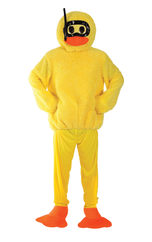 Adult Rubber Duck Costume