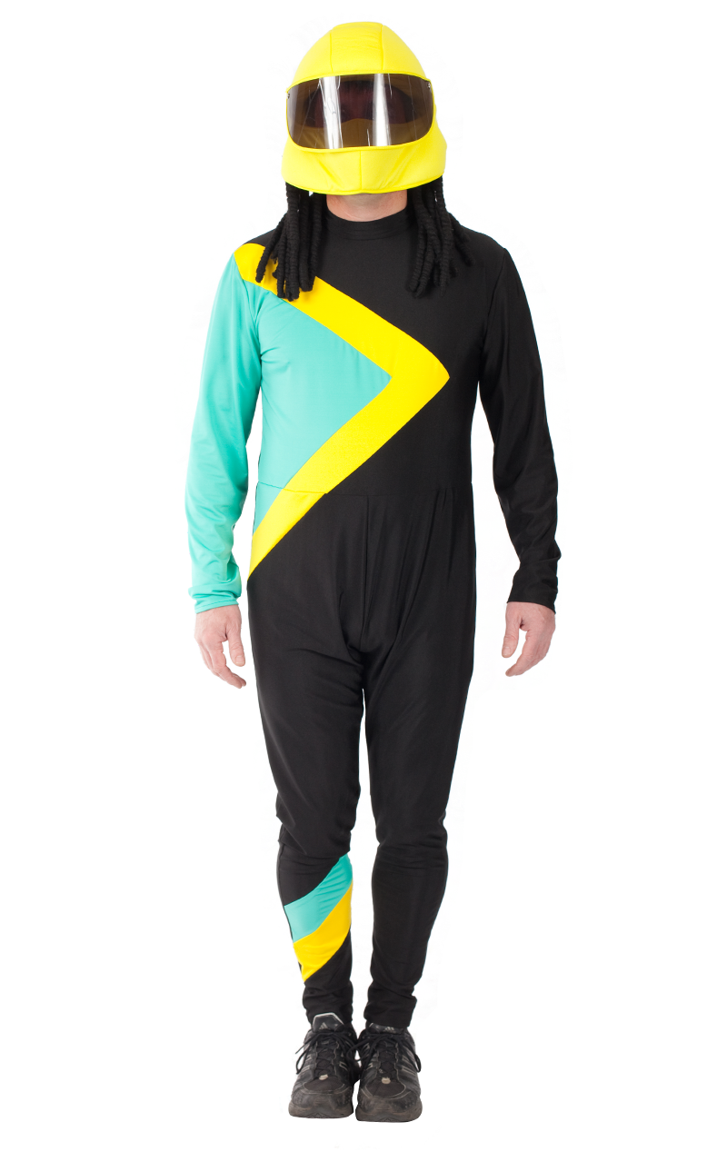 Cool Runnings Helmet Costume