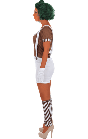 Womens Oompa Loompa Costume
