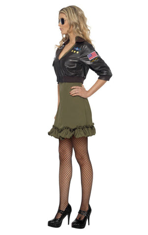 Top Gun Diva Costume