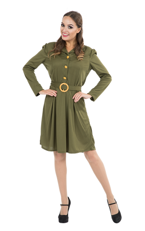 World War Two Military Dress