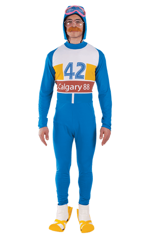 Mens Eddie the Eagle Costume