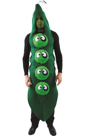 Adult Black Eyed Peas Costume
