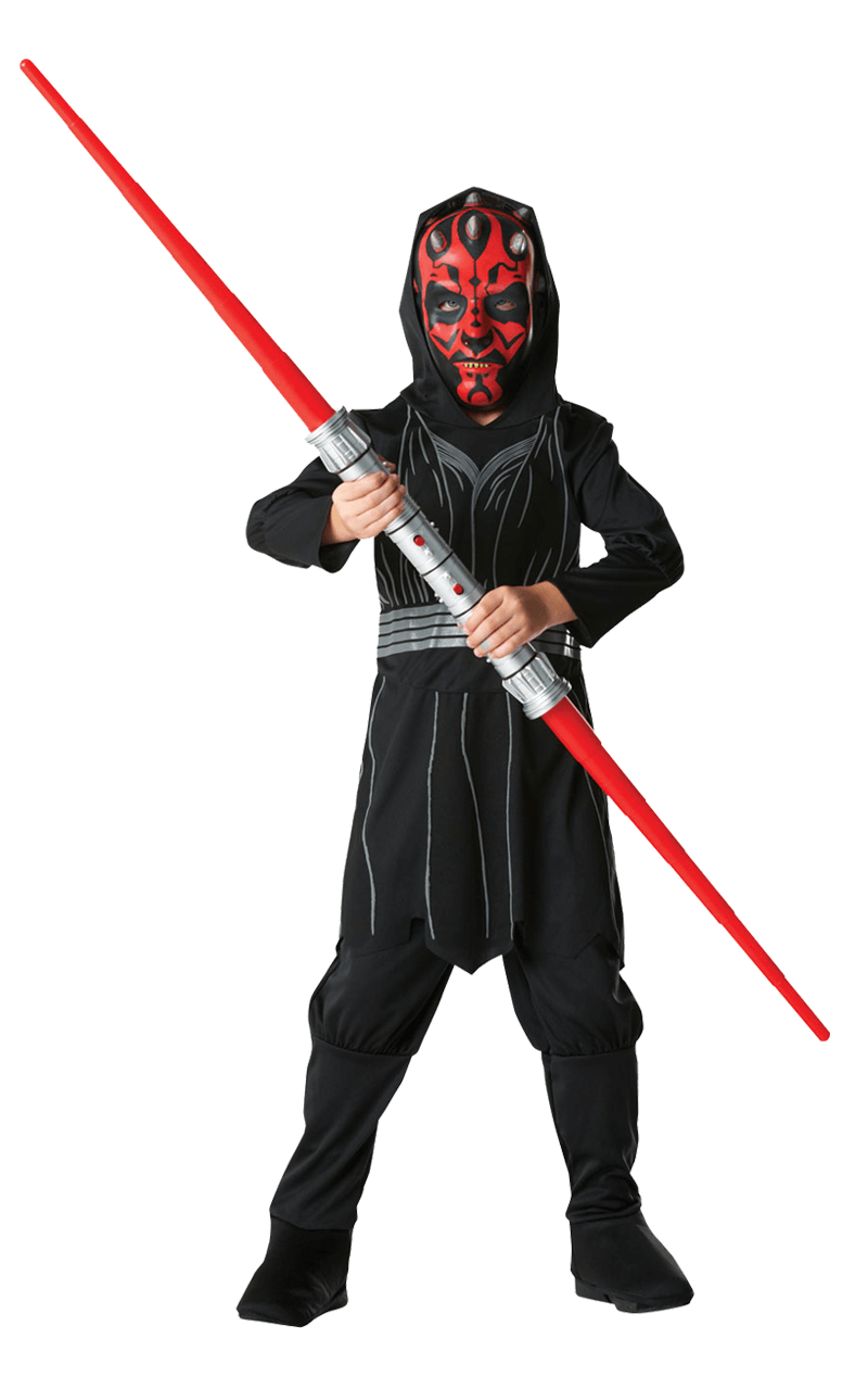 Child Star Wars Darth Maul Costume