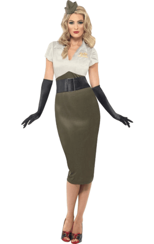1940s Army Gal Costume