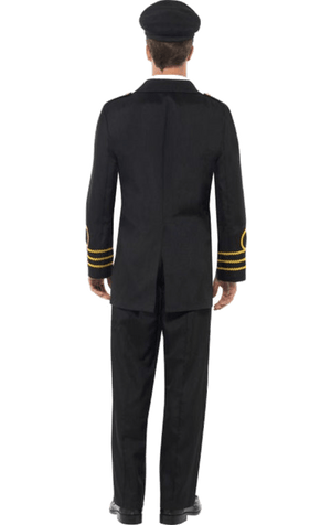 Navy Gent Costume