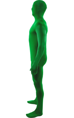 Adult Second Skin Suit Green