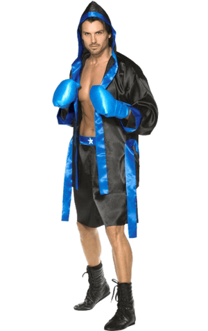 Boxer Fighter Costume